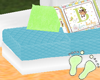 Kids ABC Nursery Couch