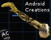 Steampunk Arm Left (M)