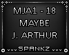 Maybe - James Arthur