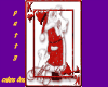 santa card king of heart