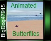 [BD] Animated Butterflie