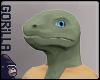 [G] Lizard head