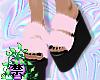 *B Fuzzy Plat ;; Pinky