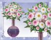 Daisy Bouquet in Vase