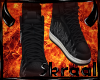 S  Flame Sneakers