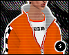 $ orange dad jacket
