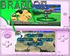 B| Purple Nintendo 3DS