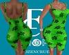 FC Green dress