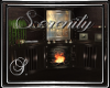 (SL) Serenity Fireplace