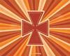 Maltesse cross heart