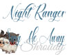 ~Night Ranger~Sing/Away