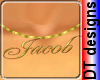 Jacob gold necklace f