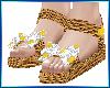 🍋 Lemon Sandals