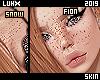 💘 Fion Skin Freckles!