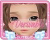 ✧˚Kids Head+Derive