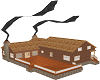 {N.F}Add On Log Cabin