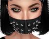 Mask Black Spike