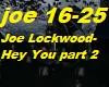 Joe Lockwood- Hey You