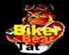 Biker Bear Back Tat