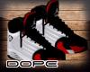 Jordans Red