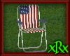 Metal Lawn Chair USA