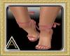 (AL)Summer Shoes Rose