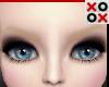 Blond Peony-brow