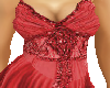 Curvacious Red Sequined