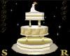 Jess & Alex Wedding Cake