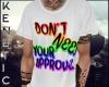 K. Approval G