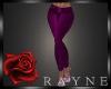 Quey jeans purple RXL