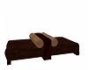 Brown Chat sofa