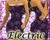 (W)purple dress