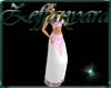 Z Priestess Gown - Pink