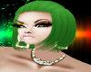 Alyce Green Apple Hair