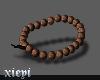 . bracelet brown