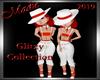 Glitzy Kid Mafia Red Hot