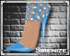 [S3K]Diamond Heels Blu
