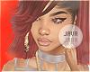 J | Annie red