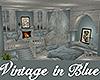 [M] Vintage in Blue