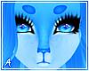 A| Blue Eyebrows (F)