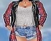Shorts Top & Jacket