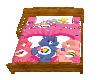 carebear toddler bed