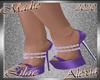 !a Alexia Lilac Heels