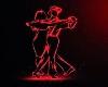 Club Neon Sign Dancers