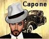 BT Capone White Hat R 1