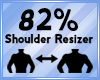 Shoulder Scaler 82%
