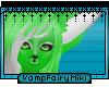 Miki*Illy Lime Hair