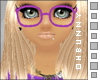 |OB| Purple Glasses