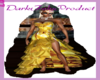 **Golden Party Dresses**